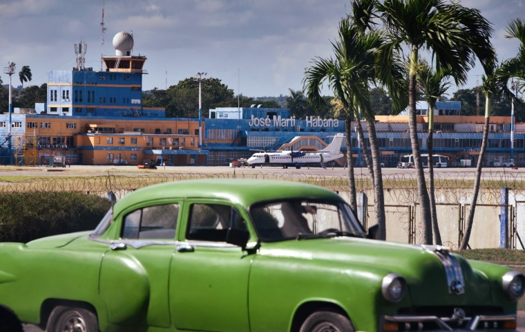Image: Jose Marti International airport