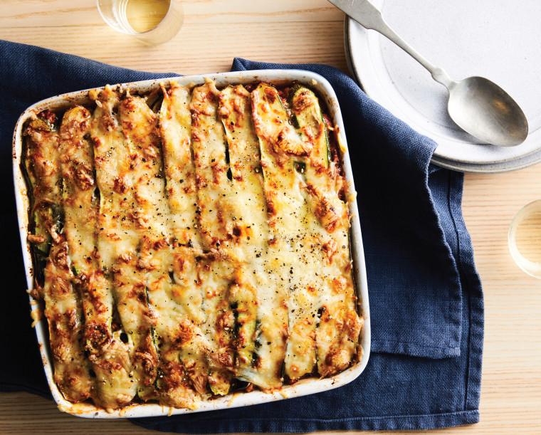 Image: Turkey Zucchini Lasagna