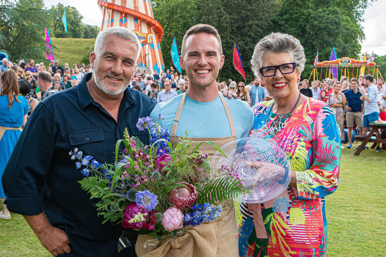 Netflix's 'Great British Baking Show' has a new winner ...