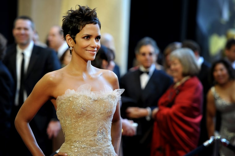Image: Halle Berry arrives at the 83rd Annual Academy Awards in Hollywood in 2011.