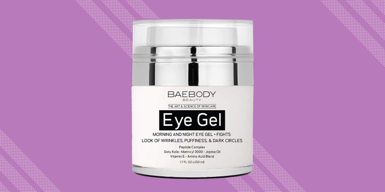 This $25 eye gel is taking over Amazon — we asked dermatologists why