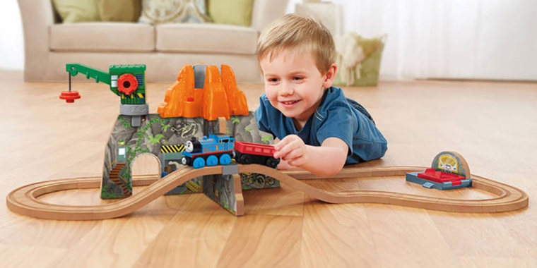 You can't go wrong with toys that inspire imaginative play.
