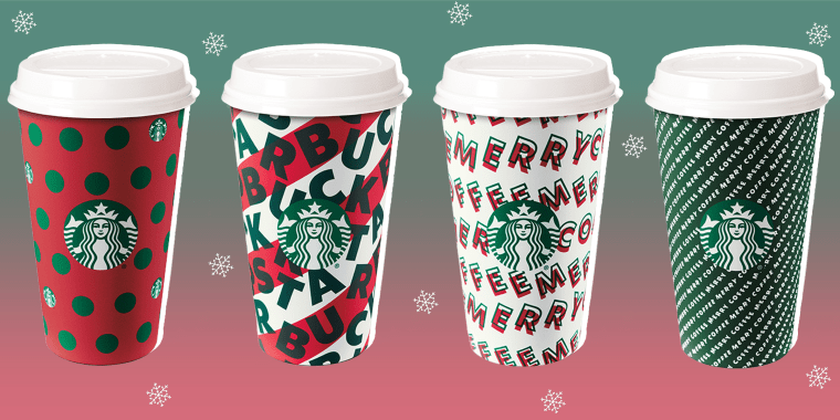 Starbucks Christmas K Cups 2020 Starbucks holiday cups 2019 are returning Nov. 7