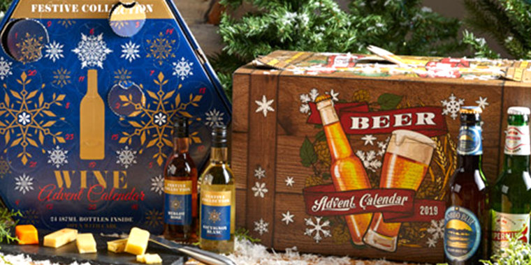 Aldi stores are releasing their advent calendars on Wednesday, Nov. 6.
