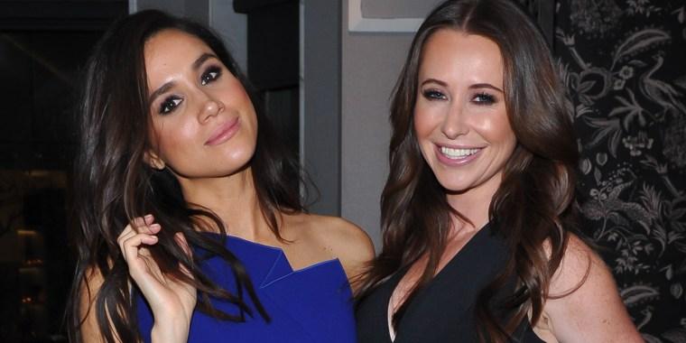 Meghan Markle's friend Jessica Mulroney defends her bikini photo: 'Get a clue'