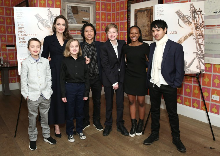 "Image: ""The Boy Who Harnessed The Wind"" Special Screening, Hosted by Angelina Jolie"