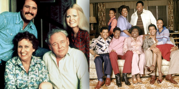 """All in the Family"" and ""Good Times"" are coming back to TV for one night of fun."
