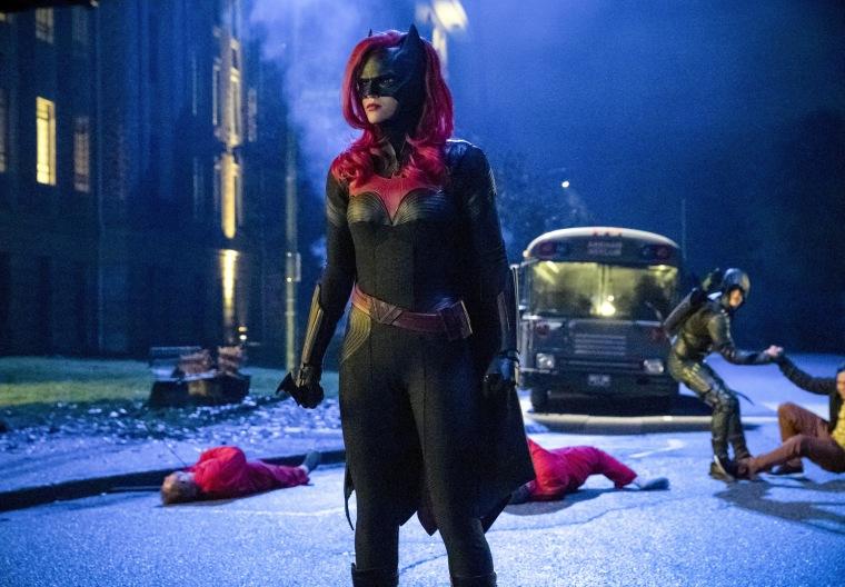 Image: Ruby Rose Batwoman