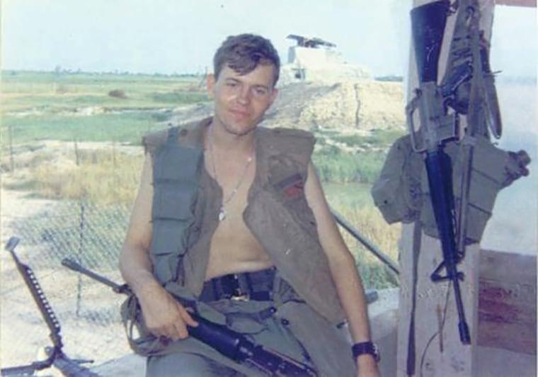 Image: Larry Parker, 1969, Vietnam