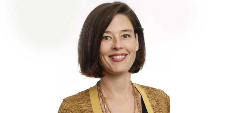 New York Times reporter Megan Twohey
