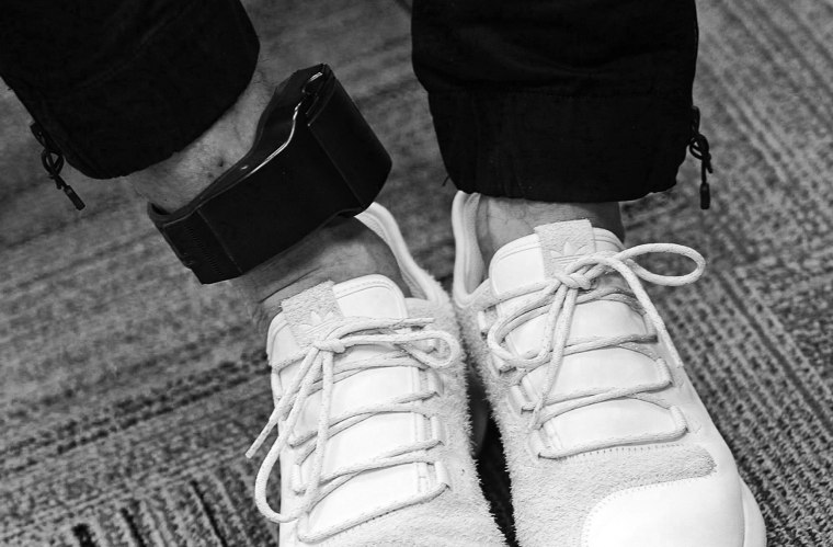 Ankle Monitors Can Hold Captives In