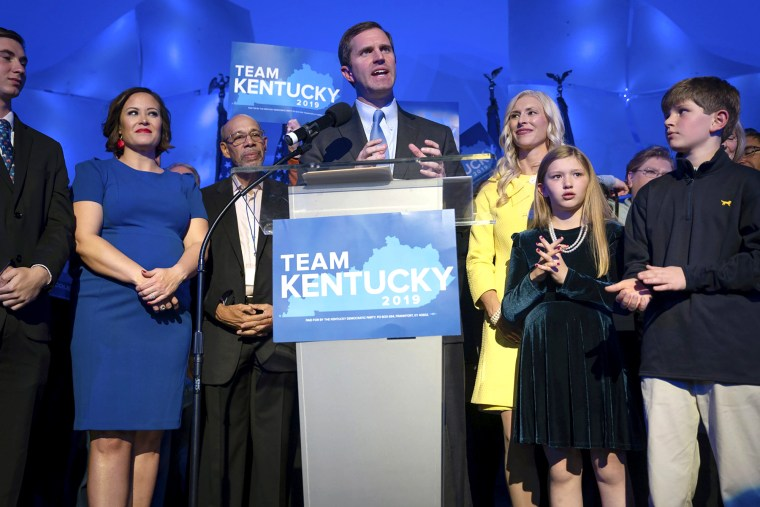 andy beshear for governor