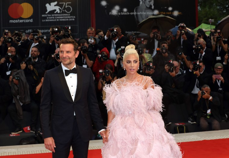 Image: Lady Gaga and Bradley Cooper