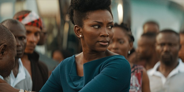 "Nollywood star Genevieve Nnaji makes her directorial debut and plays the lead in Netflix's first Nigerian Original film, ""Lionheart."""