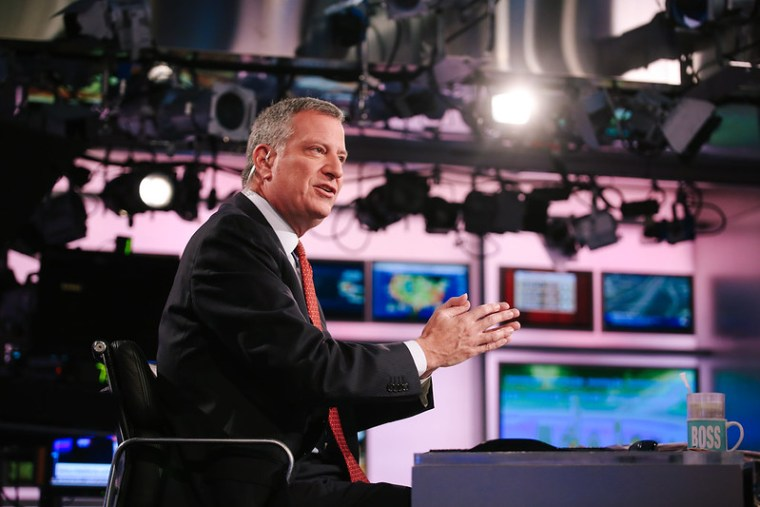 Mayor De Blasio: NYC increases city contracts to $25B for certified women-business owners