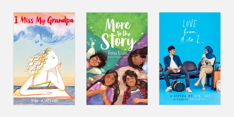 Asian American books for children and young adults to read in 2019