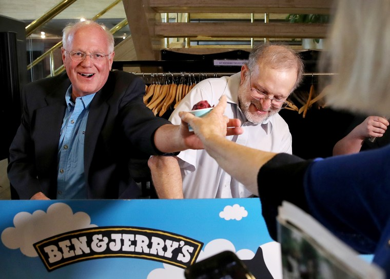 Ben & Jerry's Unveils New Ice Cream Flavor In Support Of The Advancement Project National Office