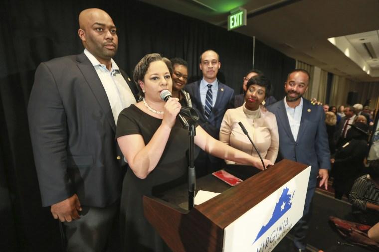 Black lawmakers in Virginia set to be key powerbrokers