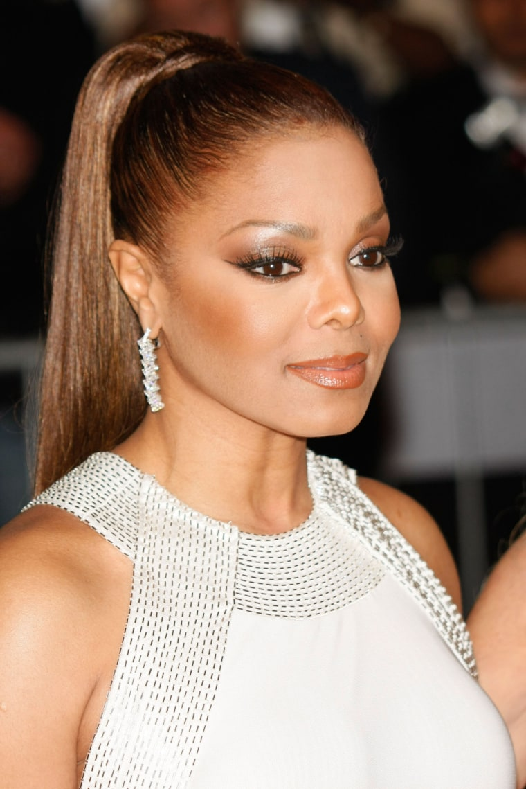 Janet Jackson New Hairstyle Hairstyle How To Make