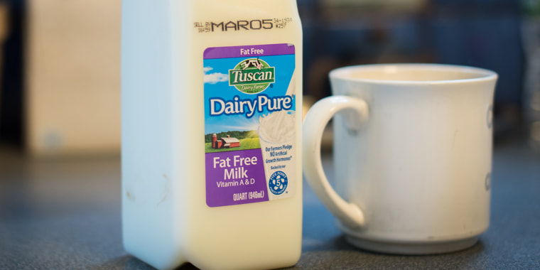 Dean Foods, largest milk producer in U.S., files for bankruptcy