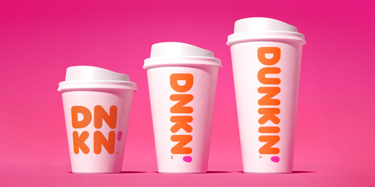 Dunkin' is eliminating its styrofoam cups in favor of more sustainable packaging.