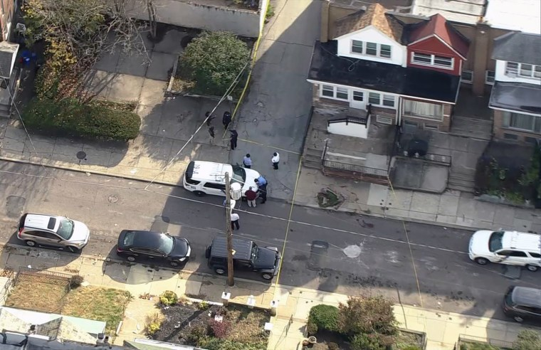 An 11-year-old boy died after being shot in the chest in Philadelphia on Nov. 11, 2019.