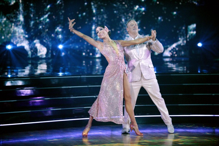 Image: Sean Spice Dancing with the Stars