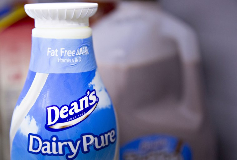 Image: Dean Foods Co. Products Ahead Of Earnings Figures