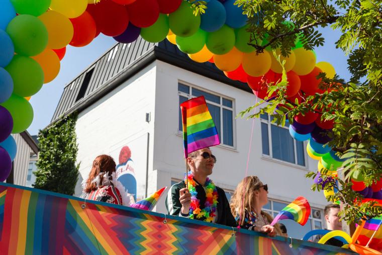 Image: Reykjavik Pride Parade