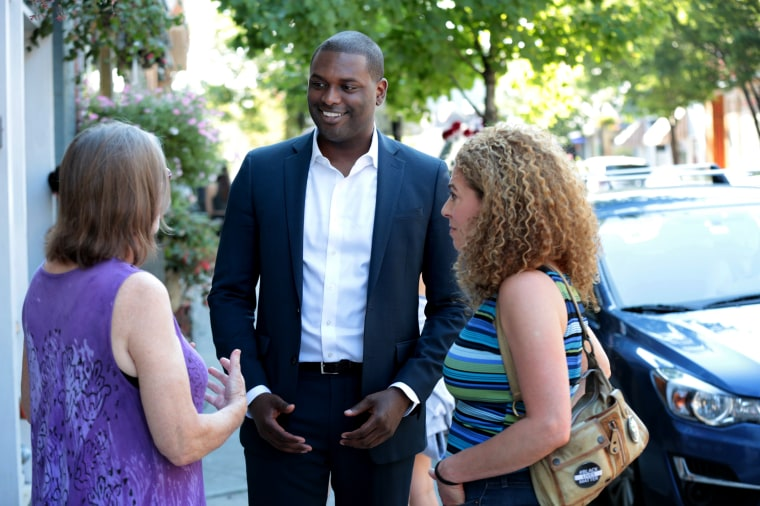 Image: Mondaire Jones, a congressional candidate for NY-17.