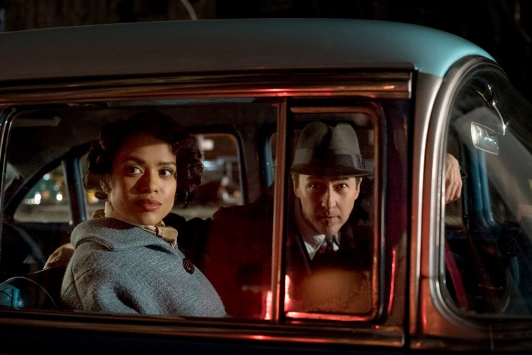 'Motherless Brooklyn' blends racism of 1950s New York with an old-school whodunit