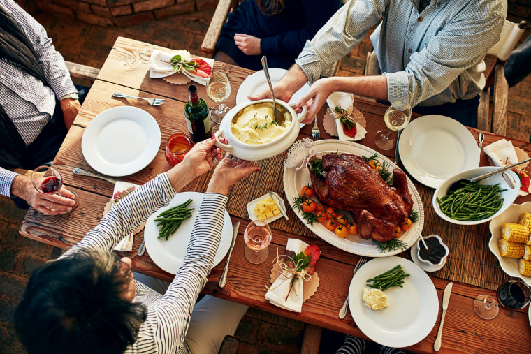 Set the table early, and other pro tips for Thanksgiving hosts