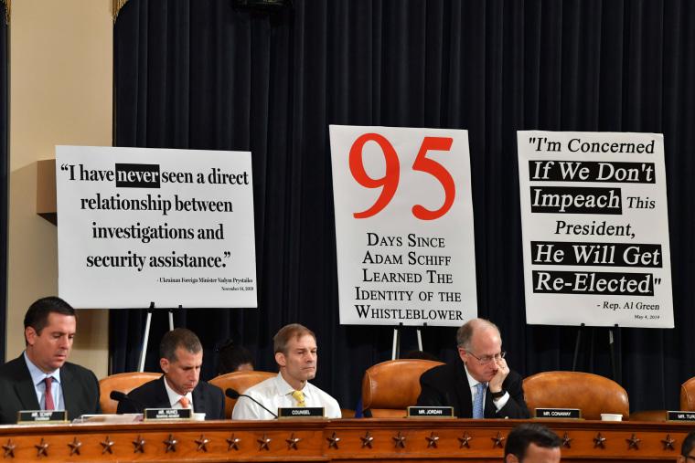 Image: Trump Impeachment Inquiry