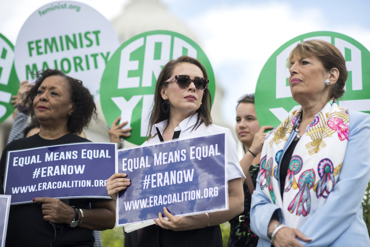 Remember the Equal Rights Amendment? It's time to amend history books and the constitution.