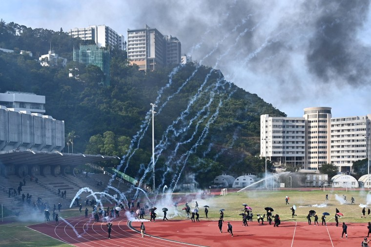 U.S. universities suspend Hong Kong study programs amid deadly protests