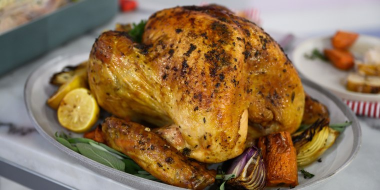 LAURA VITALE: Roast Turkey + Turkey Noodle Salad + Turkey Enchiladas