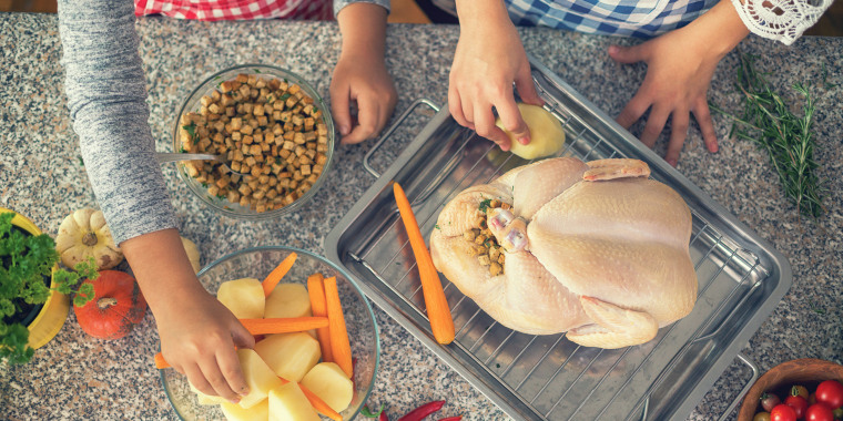 If you're hosting a Thanksgiving dinner, knowing how to properly thaw a big turkey is key.