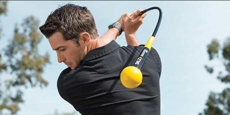 Gold Flex Golf Swing Trainer