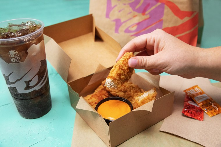 Taco Bell Is Coming Out With Crispy Tortilla Chicken
