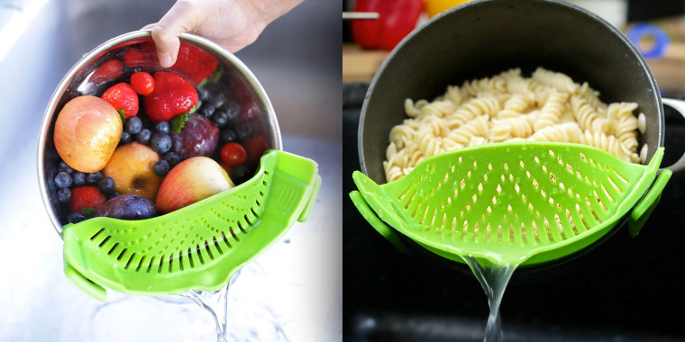 This strainer has so many uses.
