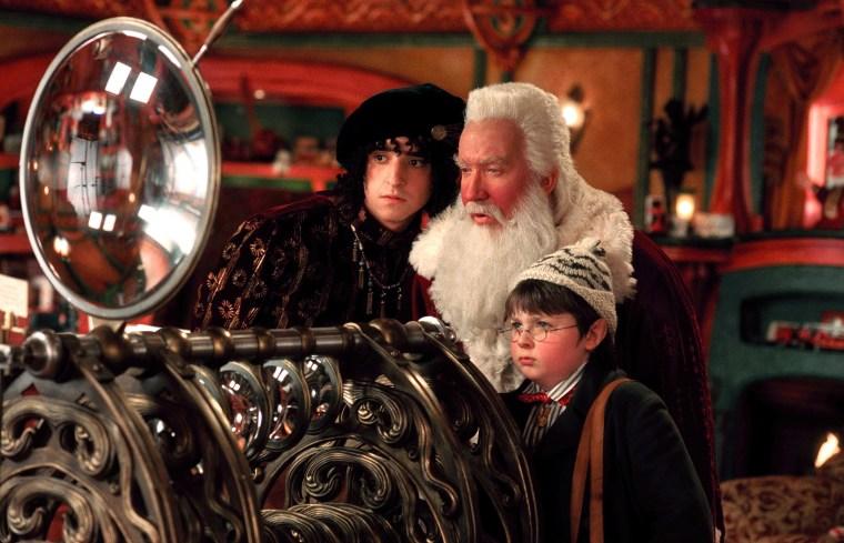комедийные рождественские фильмы