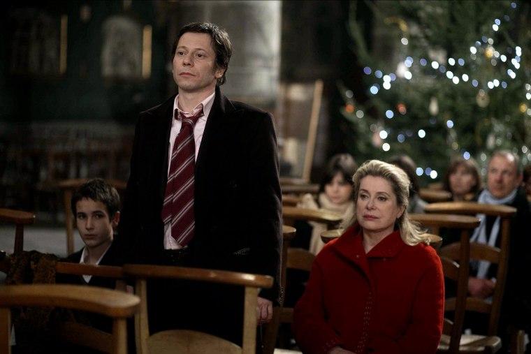 драматические рождественские фильмы