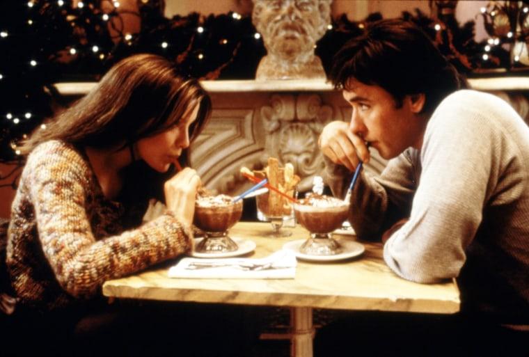 романтические праздничные фильмы
