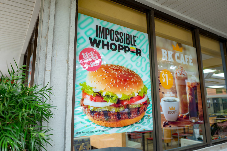 Image: Impossible Whopper