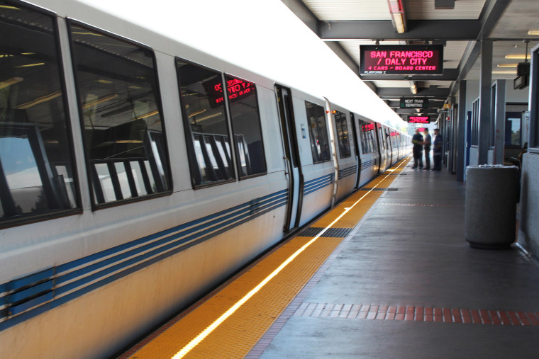 California train rider fatally stabbed, possibly while trying to stop robbery