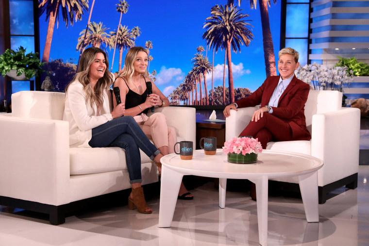 Ellen DeGeneres dating show