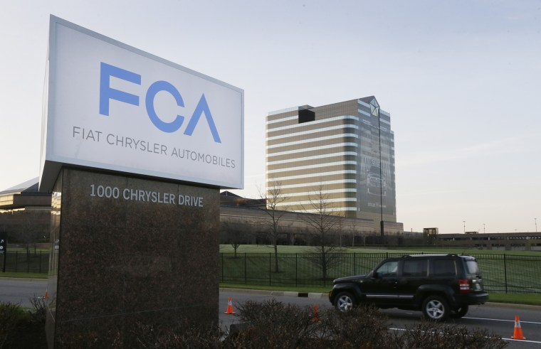 GM files racketeering lawsuit against Fiat Chrysler for conspiring with labor union