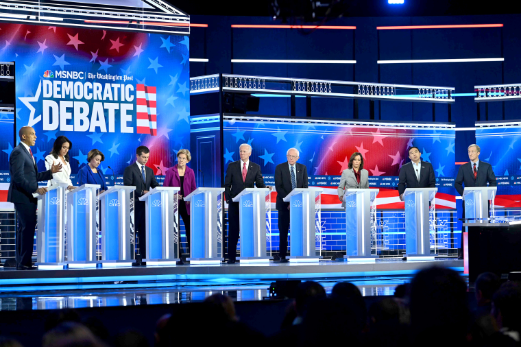 Image: US-POLITICS-VOTE-2020-DEMOCRATS-DEBATE