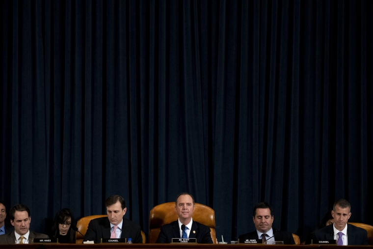 Image: *** BESTPIX *** House Intelligence Committee Continues Open Impeachment Hearings