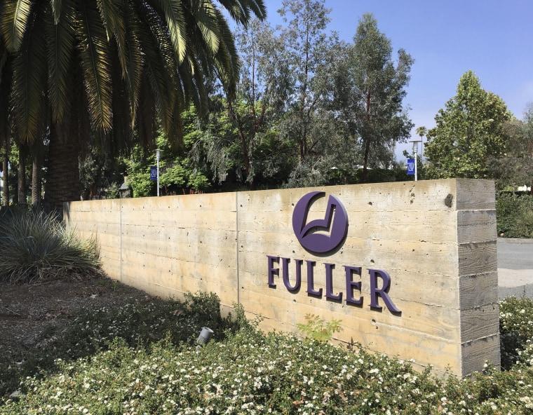The campus of Fuller Theological Seminary in Pasadena, Calif.